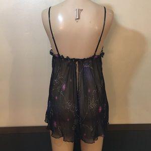Victoria's Secret Intimates & Sleepwear - Rare Victoria Secret  Constellation Zodiac Chemise